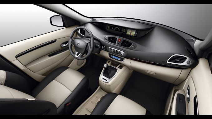 Immagine 4: Renault Scénic e Scenic X-Mod 2012