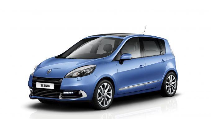 Immagine 32: Renault Scénic e Scenic X-Mod 2012