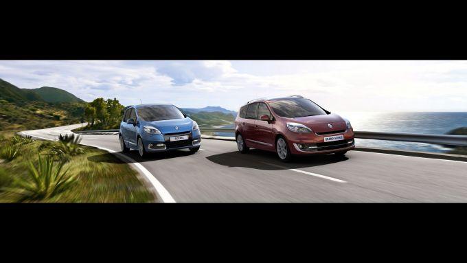 Immagine 31: Renault Scénic e Scenic X-Mod 2012