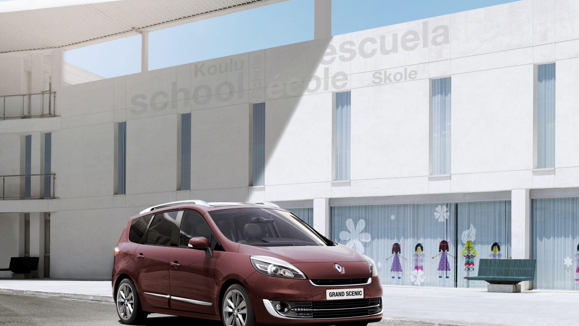 Immagine 29: Renault Scénic e Scenic X-Mod 2012