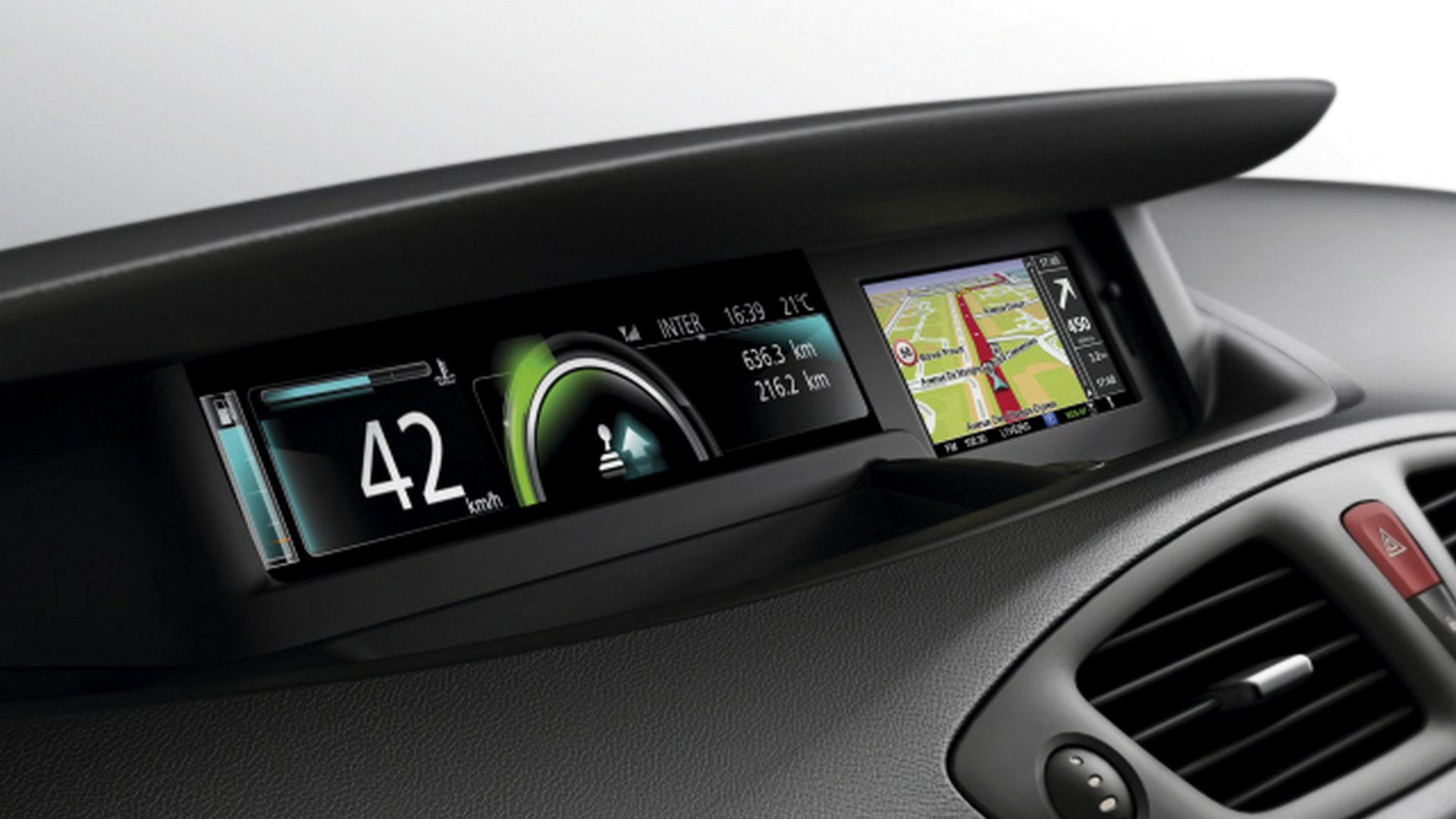 Immagine 41: Renault Scénic e Scenic X-Mod 2012
