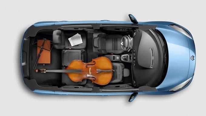 Immagine 40: Renault Scénic e Scenic X-Mod 2012