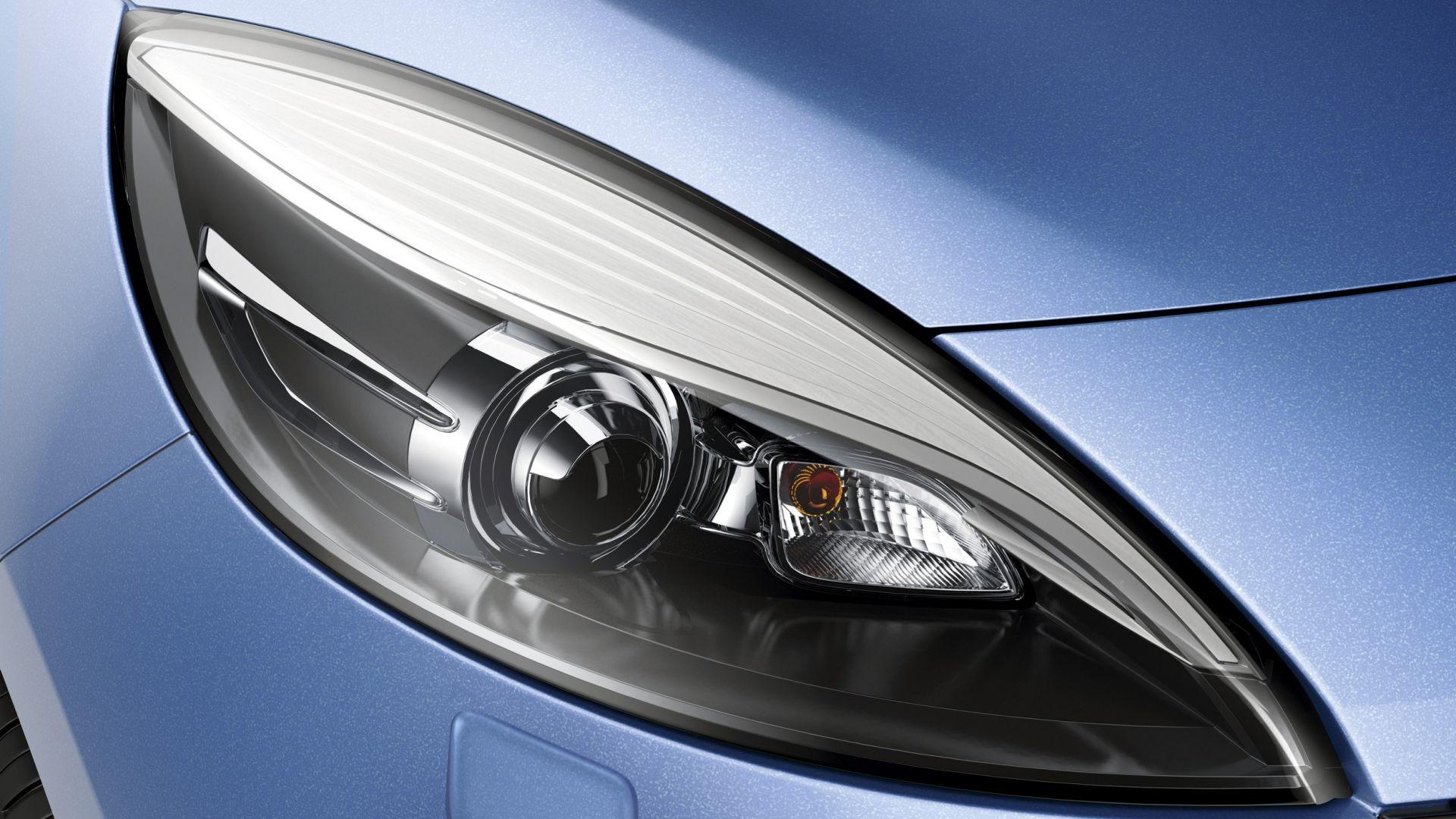 Immagine 1: Renault Scénic e Scenic X-Mod 2012