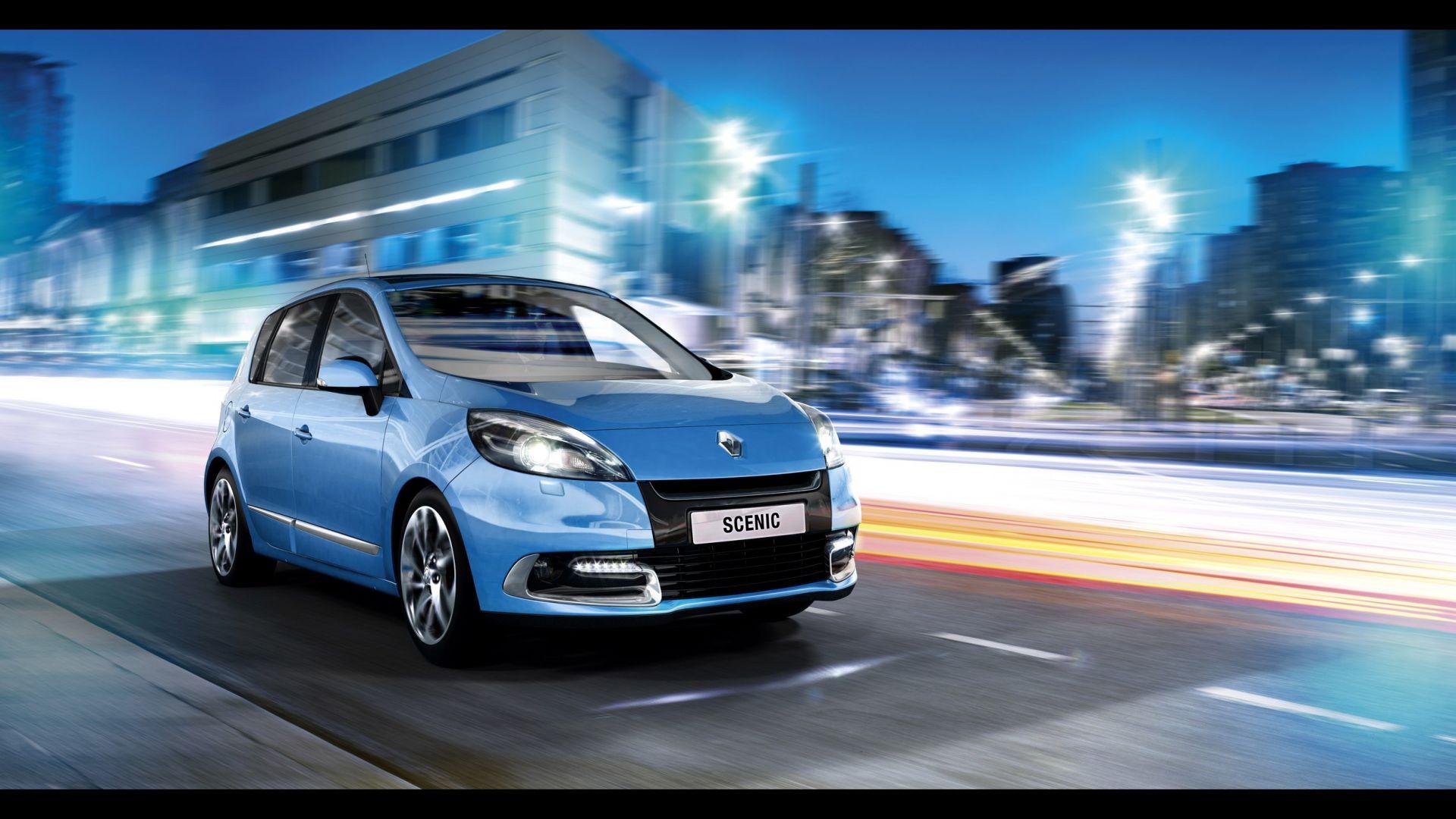 Immagine 26: Renault Scénic e Scenic X-Mod 2012