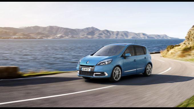 Immagine 6: Renault Scénic e Scenic X-Mod 2012