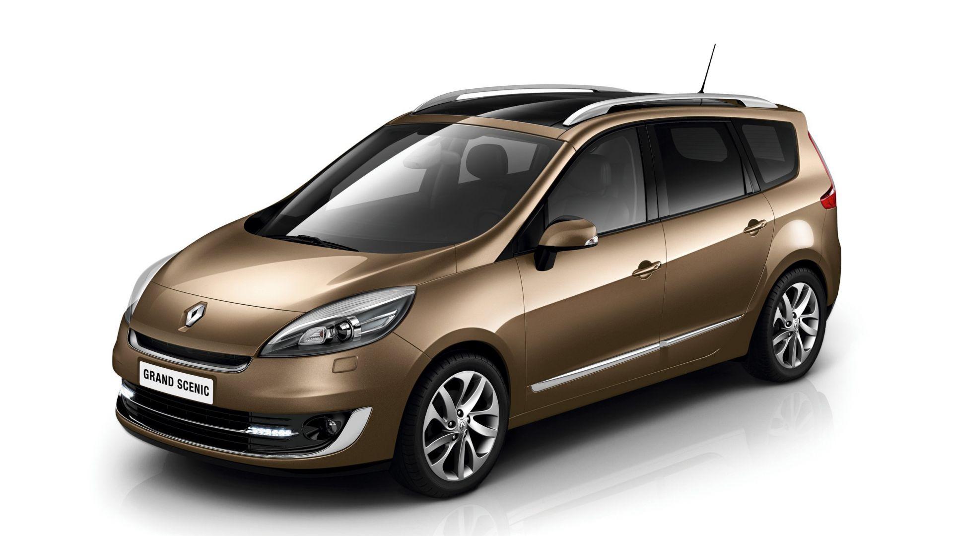 Immagine 11: Renault Scénic e Scenic X-Mod 2012