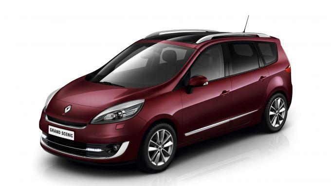 Immagine 24: Renault Scénic e Scenic X-Mod 2012