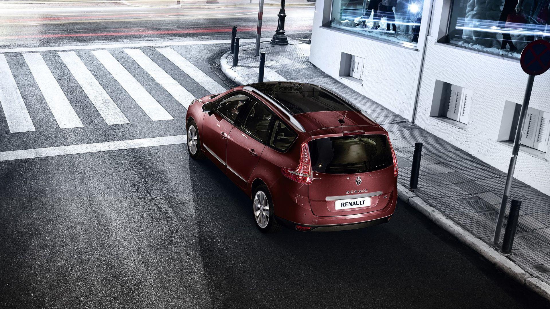 Immagine 20: Renault Scénic e Scenic X-Mod 2012