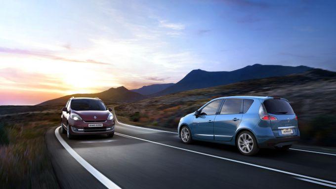 Immagine 7: Renault Scénic e Scenic X-Mod 2012