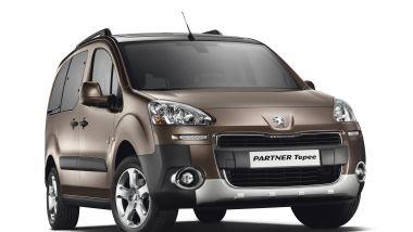Listino prezzi Peugeot Partner Tepee
