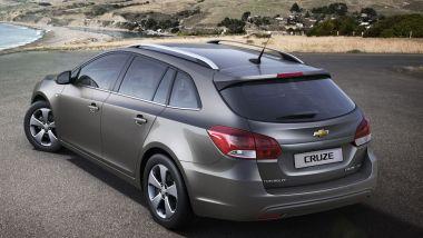 Listino prezzi Chevrolet Cruze Station Wagon