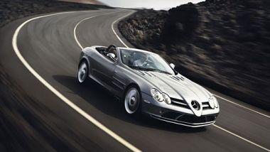 Listino prezzi Mercedes-Benz SLR
