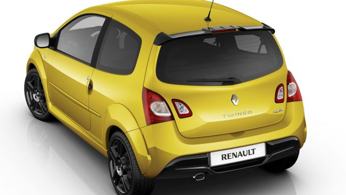 Immagine 1: Renault Twingo RS 2012