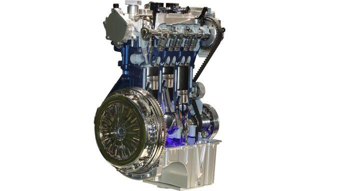 Immagine 4: Ford Focus 1.0 Ecoboost