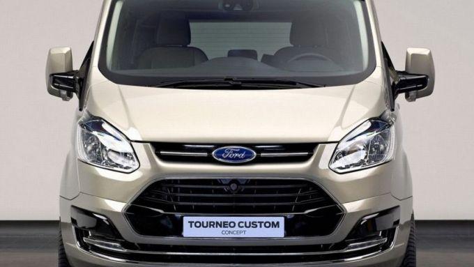 Immagine 3: Ford Tourneo Concept
