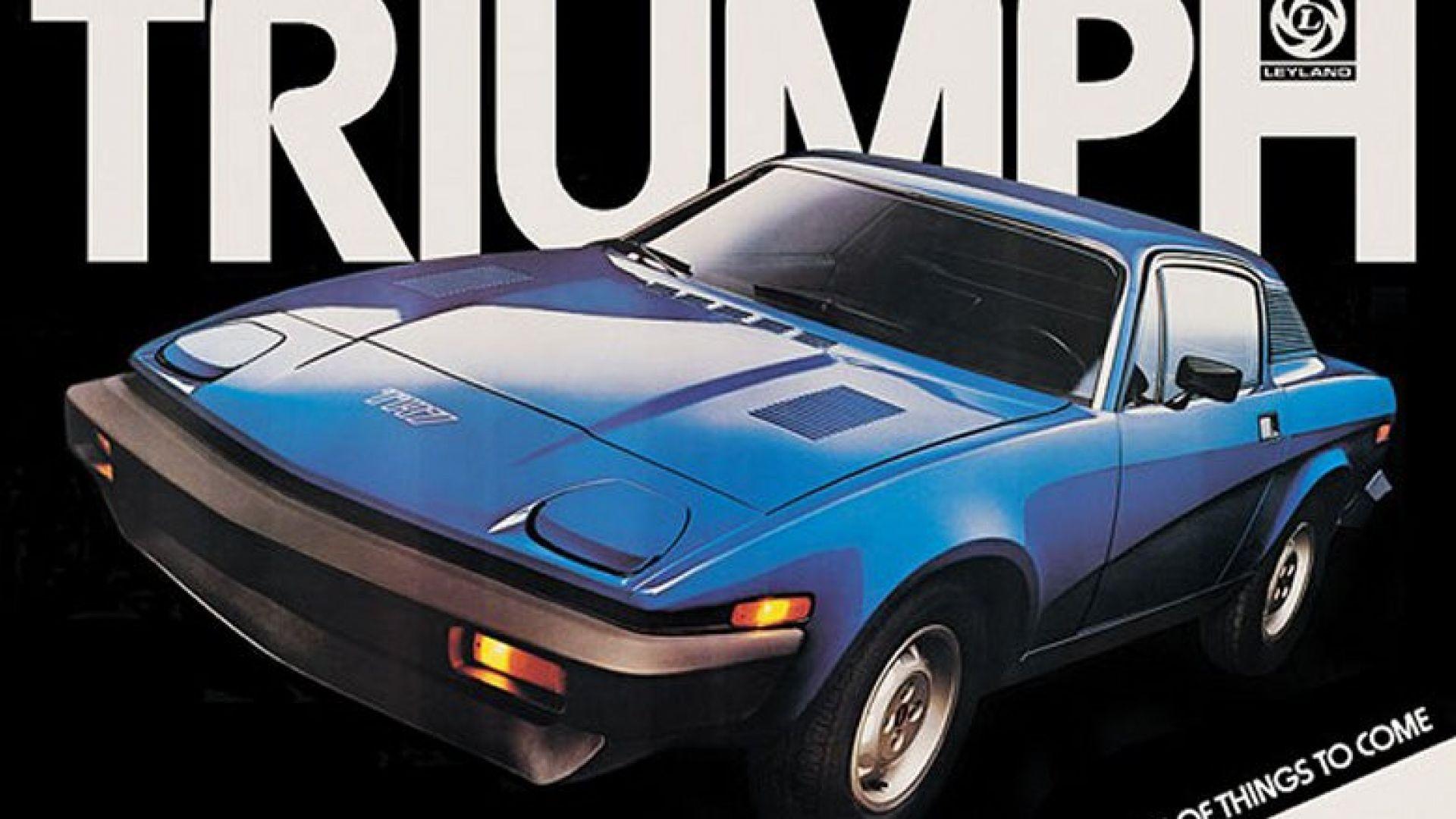 Immagine 0: Triumph auto: una seconda vita grazie a BMW?