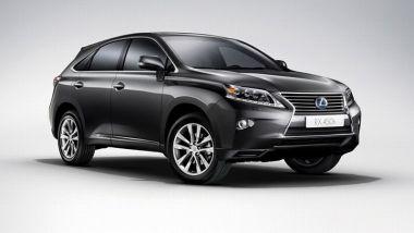 Listino prezzi Lexus RX