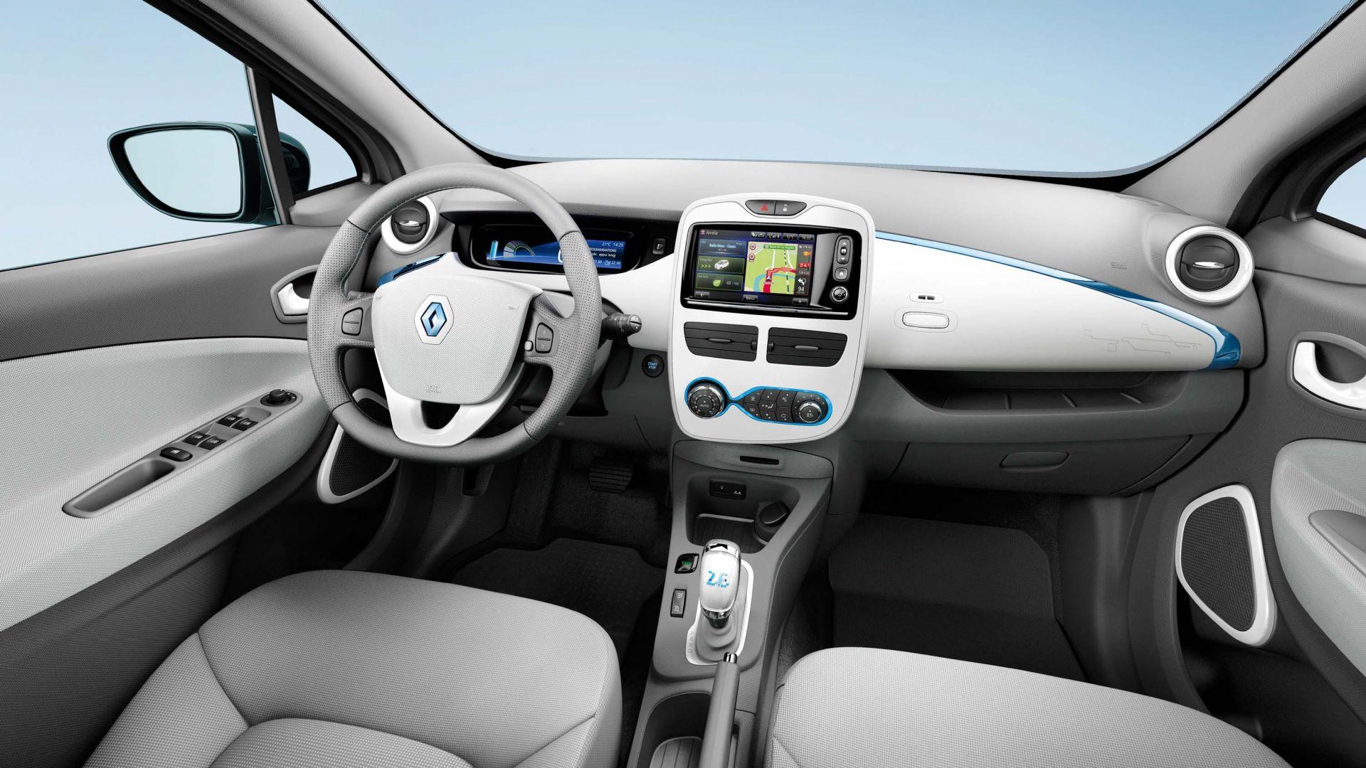 Immagine 2: Renault Zoe