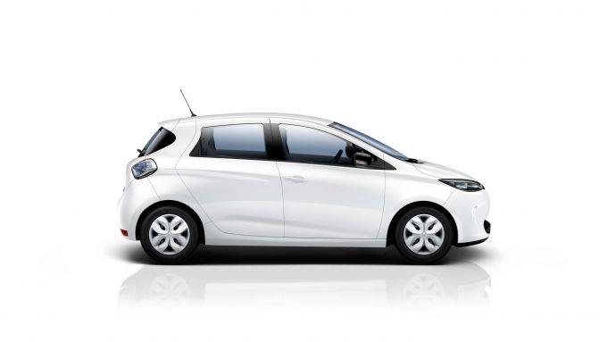 Immagine 23: Renault Zoe