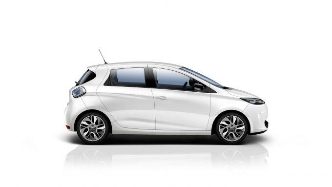 Immagine 24: Renault Zoe