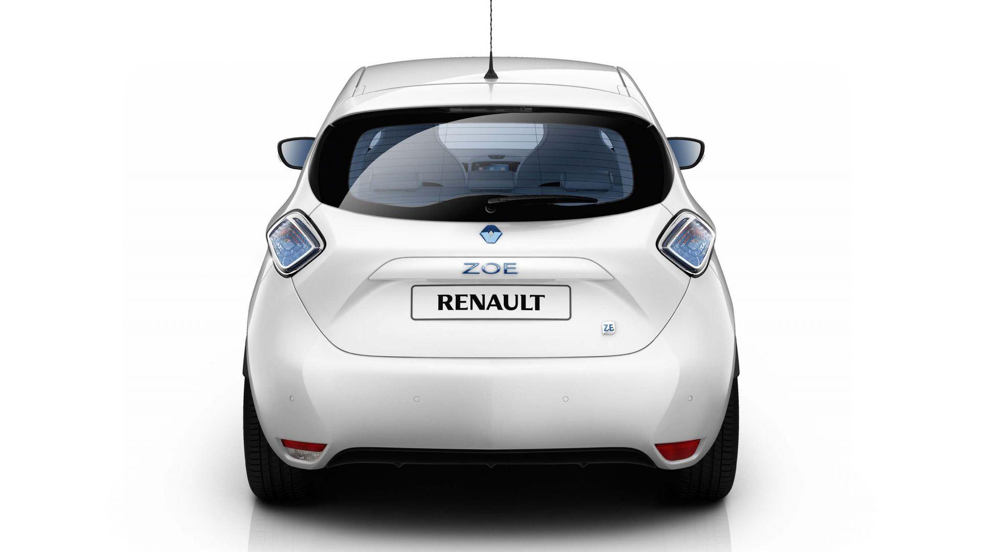 Immagine 25: Renault Zoe