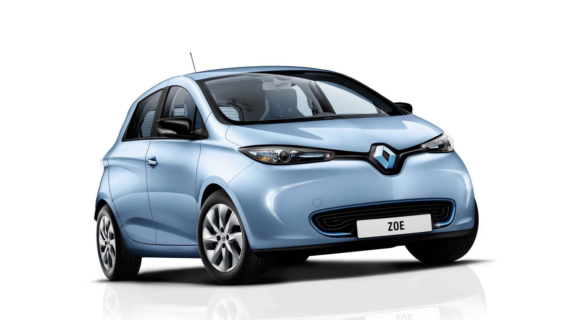 Immagine 17: Renault Zoe