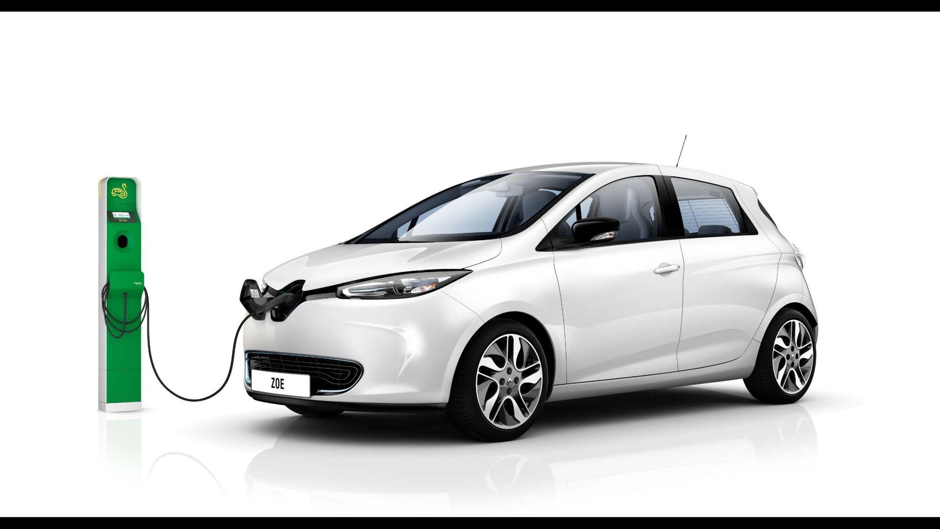 Immagine 1: Renault Zoe