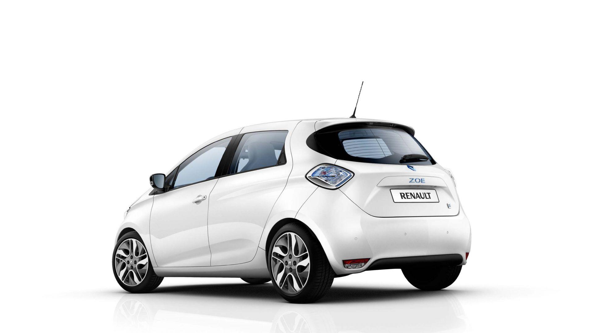 Immagine 13: Renault Zoe