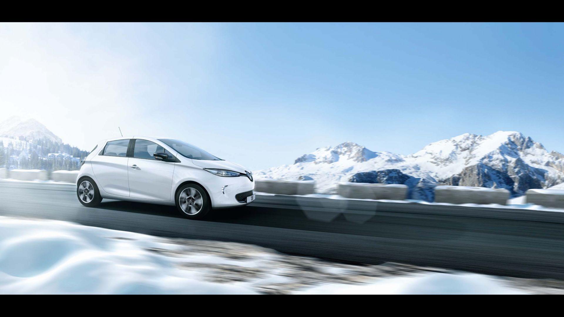 Immagine 5: Renault Zoe