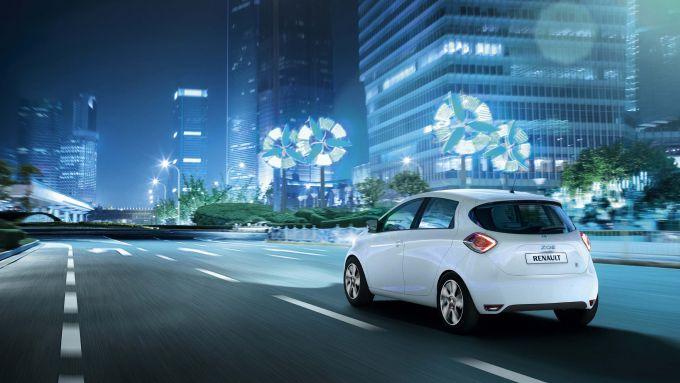 Immagine 6: Renault Zoe