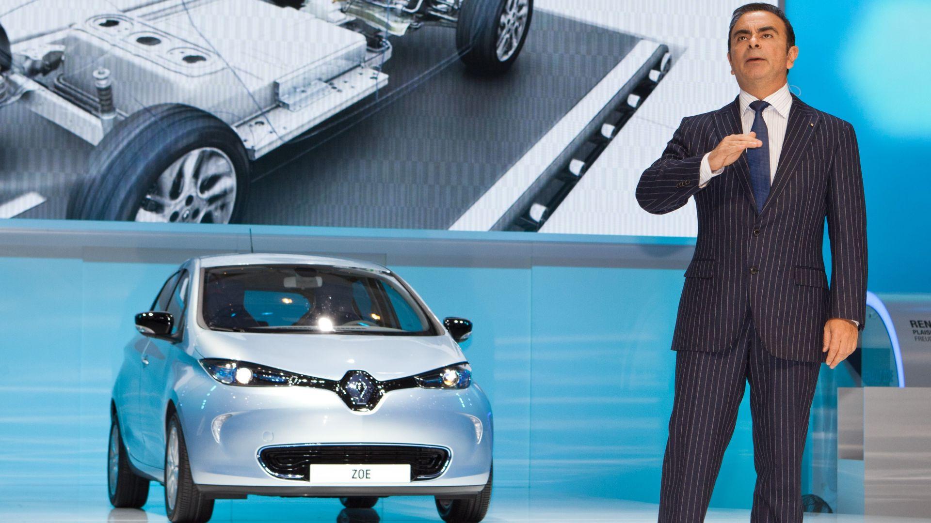 Immagine 3: Renault Zoe