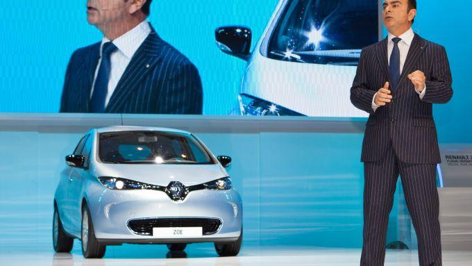 Immagine 4: Renault Zoe