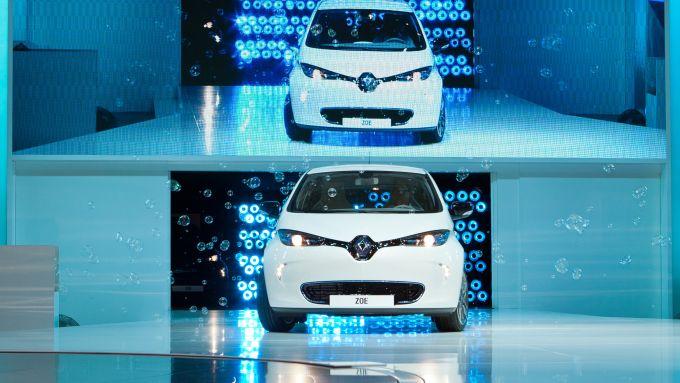 Immagine 9: Renault Zoe