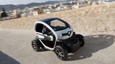 Listino prezzi Renault Twizy