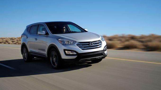 Immagine 23: Hyundai Santa Fe 2013, nuovo video sul design