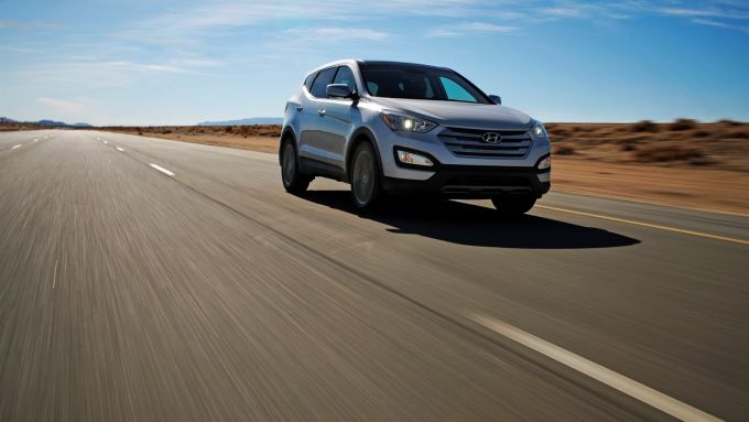 Immagine 36: Hyundai Santa Fe 2013, nuovo video sul design