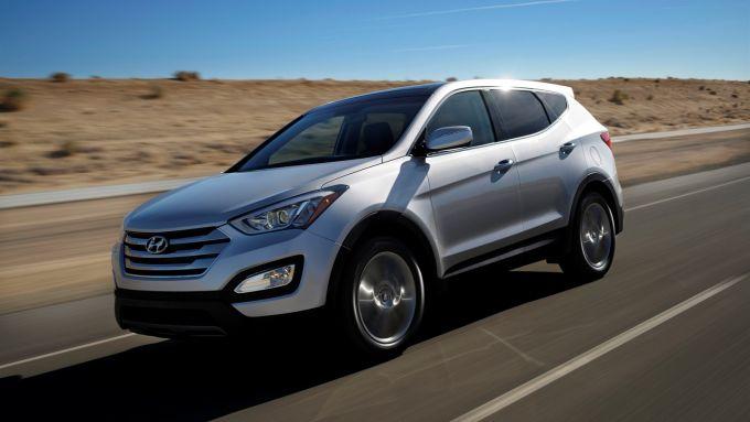 Immagine 3: Hyundai Santa Fe 2013, nuovo video sul design