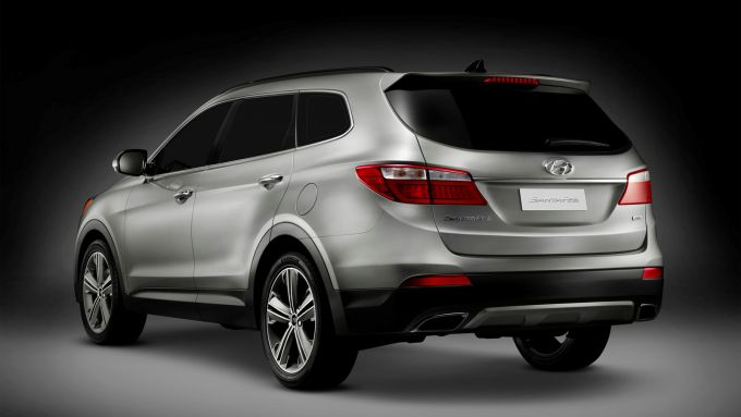 Immagine 33: Hyundai Santa Fe 2013, nuovo video sul design