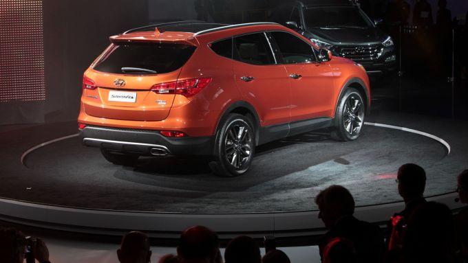 Immagine 25: Hyundai Santa Fe 2013, nuovo video sul design