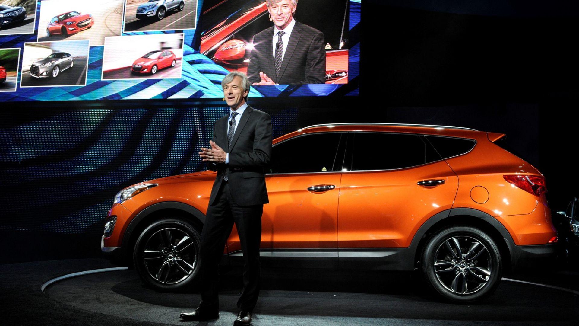 Immagine 27: Hyundai Santa Fe 2013, nuovo video sul design