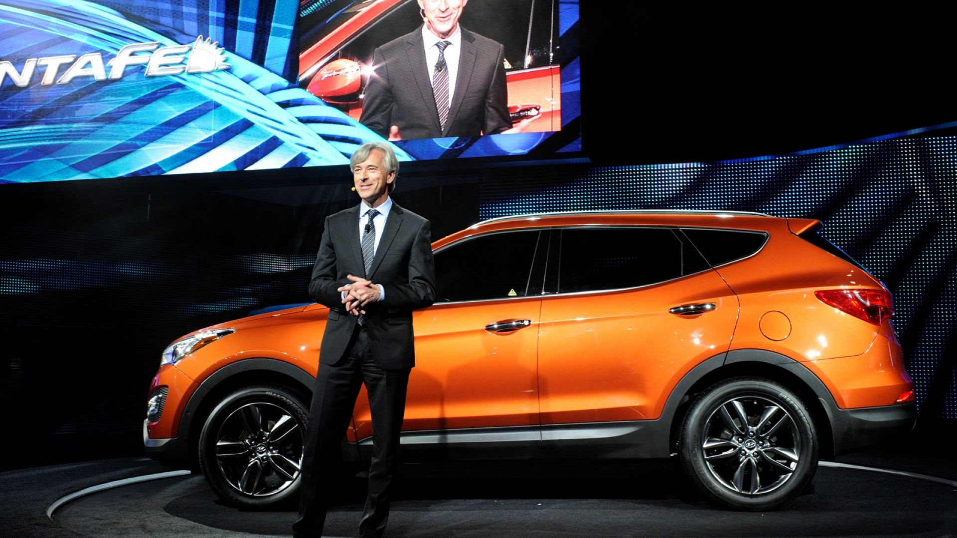 Immagine 28: Hyundai Santa Fe 2013, nuovo video sul design