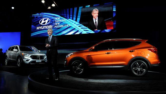 Immagine 29: Hyundai Santa Fe 2013, nuovo video sul design