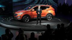 Immagine 30: Hyundai Santa Fe 2013, nuovo video sul design