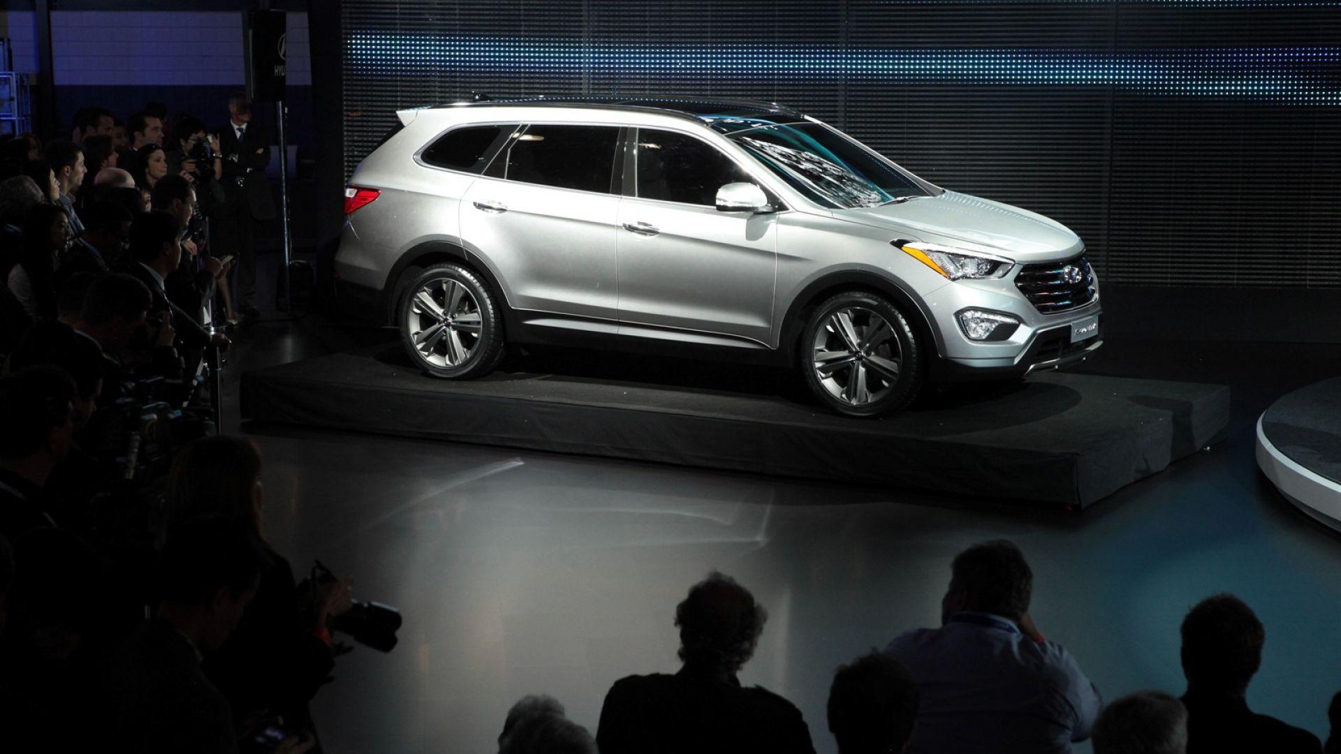 Immagine 31: Hyundai Santa Fe 2013, nuovo video sul design