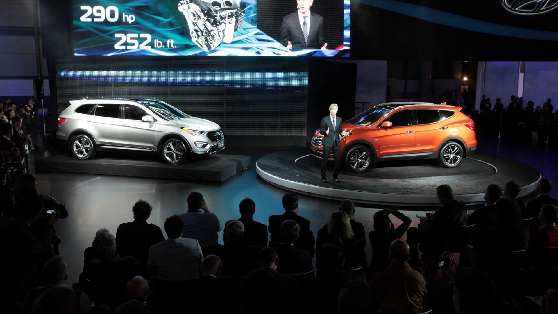 Immagine 32: Hyundai Santa Fe 2013, nuovo video sul design