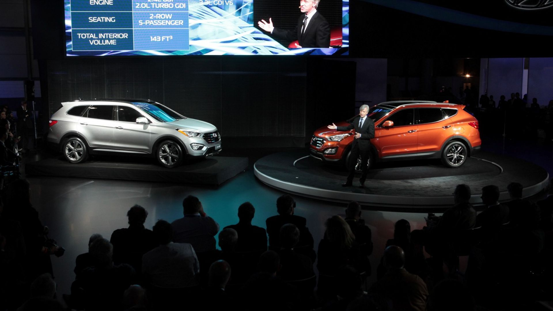 Immagine 47: Hyundai Santa Fe 2013, nuovo video sul design