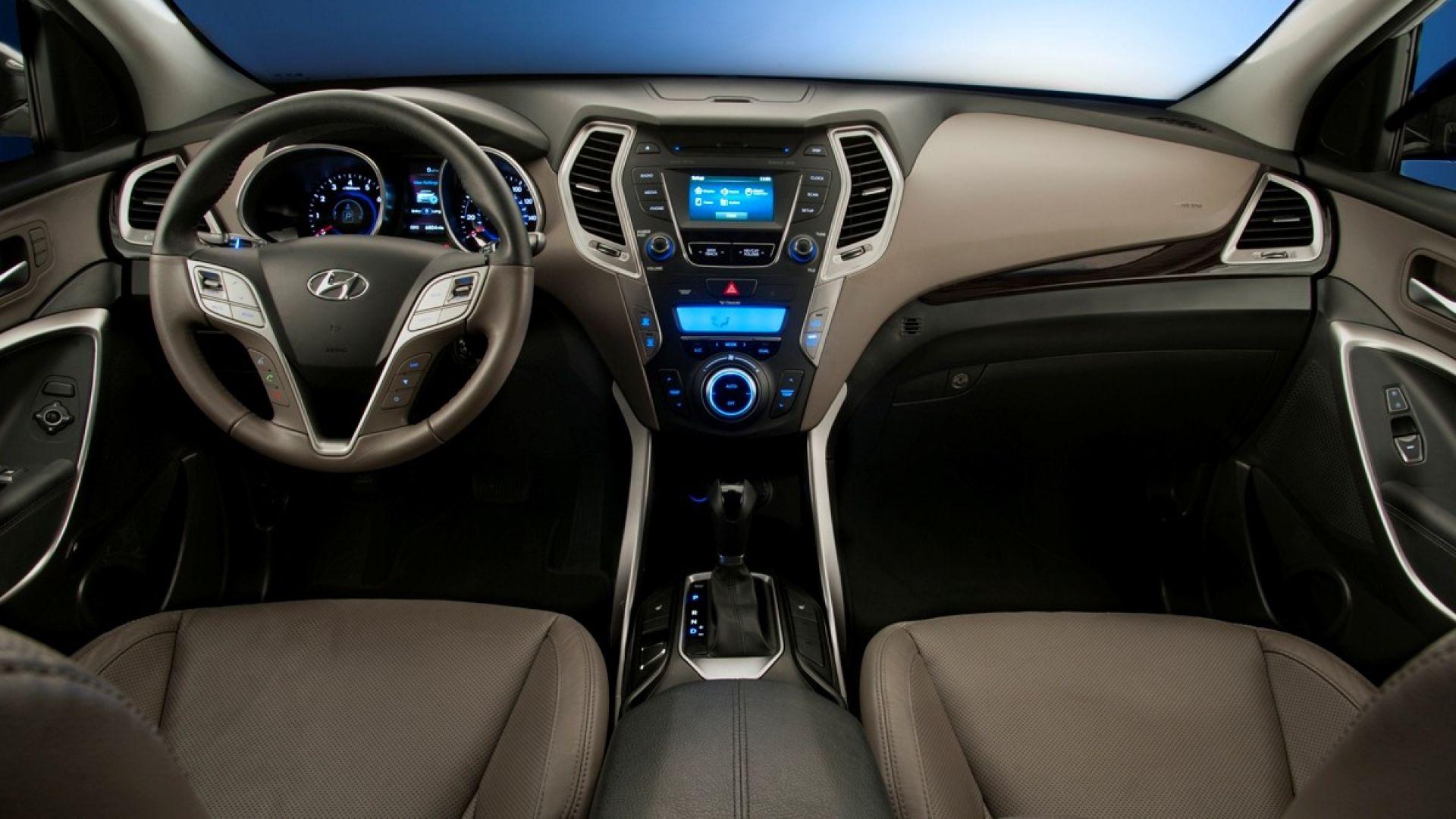 Immagine 9: Hyundai Santa Fe 2013, nuovo video sul design