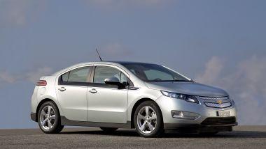 Listino prezzi Chevrolet Volt
