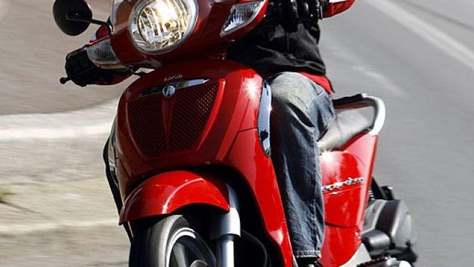 Immagine 2: Aprilia Scarabeo 125/200 my 2008