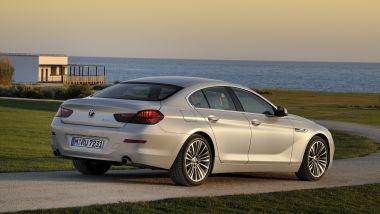 Listino prezzi BMW Serie 6 Gran Coupé